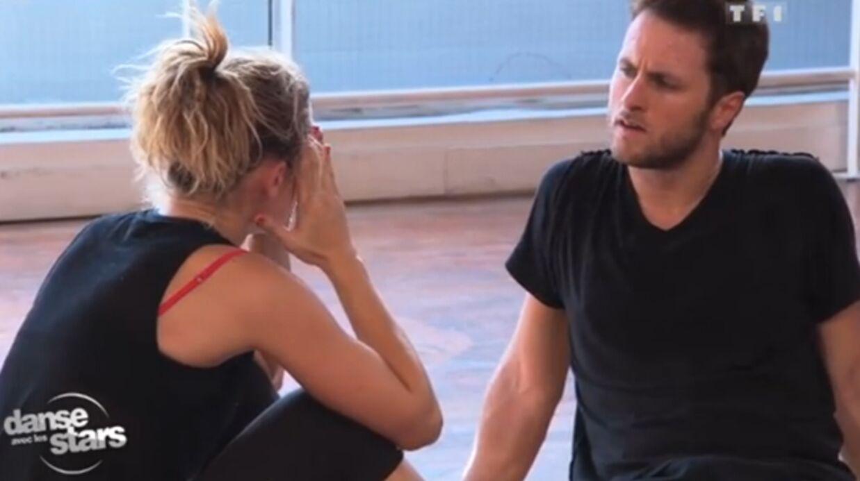 VIDEO Lorie en larmes à cause de sa rupture avec Philippe Bas