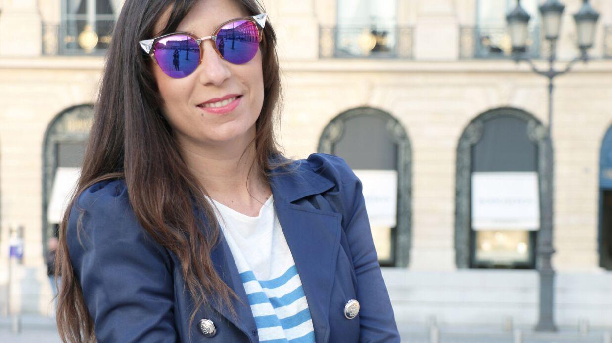 Marieluvpink vous donne ses conseils pour un look mi-saison parfait