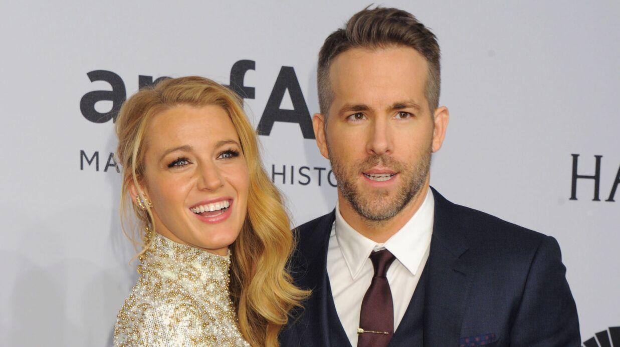 PHOTOS Blake Lively et Ryan Reynolds fêtent les 40 ans de l'acteur avec amour et humour
