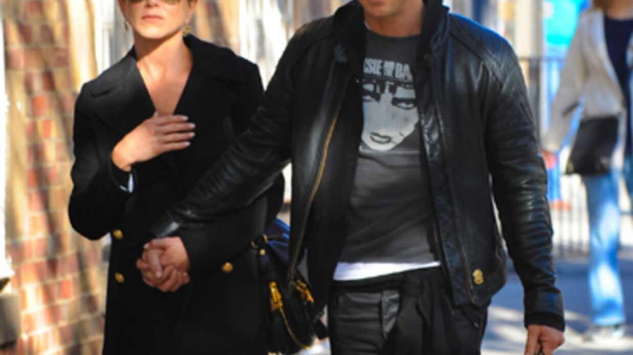 Jennifer Aniston et Justin Theroux: de la déco à l'humanitaire