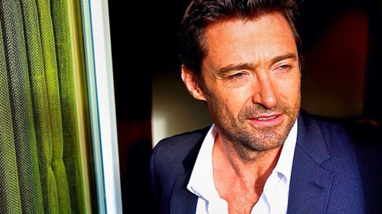 Hugh Jackman: Son acteur préféré, c'est Gad Elmaleh