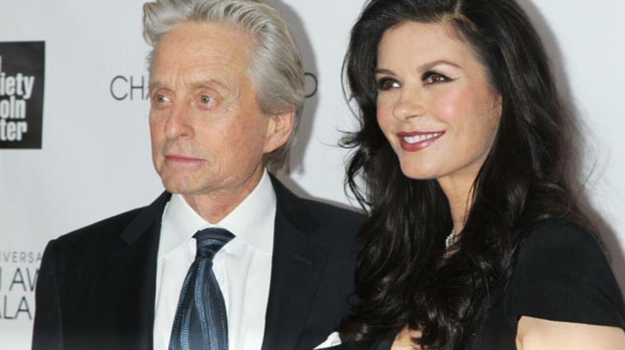 Michael Douglas et Catherine Zeta-Jones croient encore en leur couple