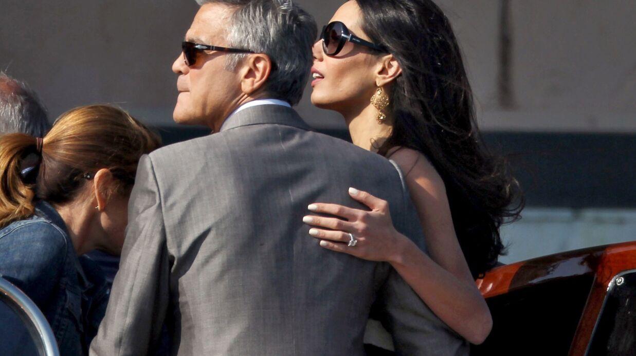 PHOTOS Mariage de George Clooney et Amal Alamuddin: les invités arrivent