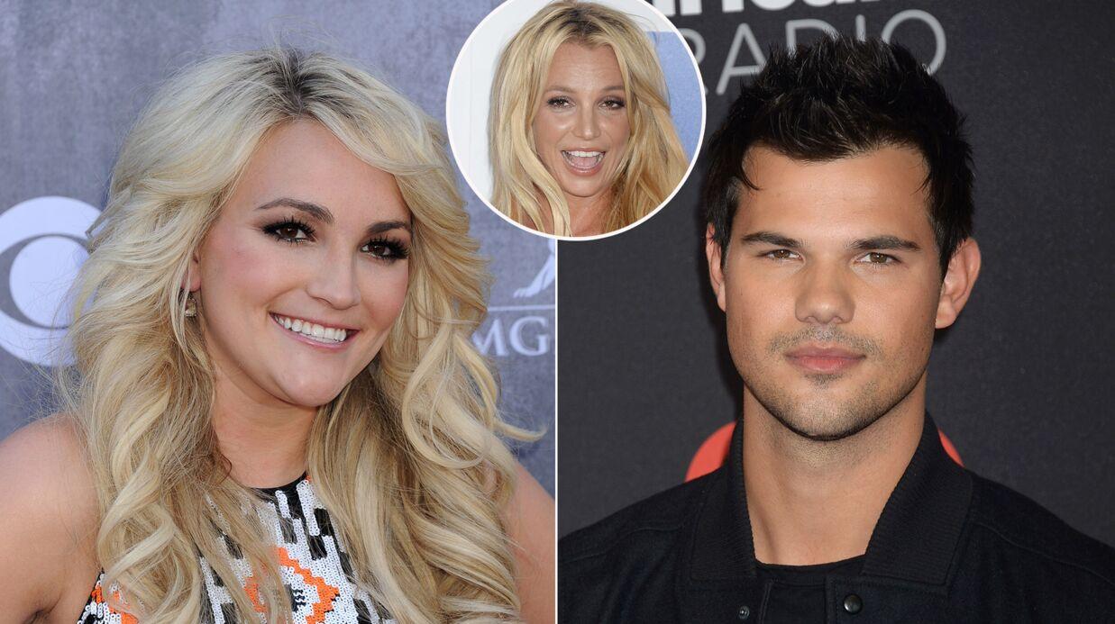 Britney Spears a essayé de caser sa sœur Jamie Lynn avec Taylor Lautner