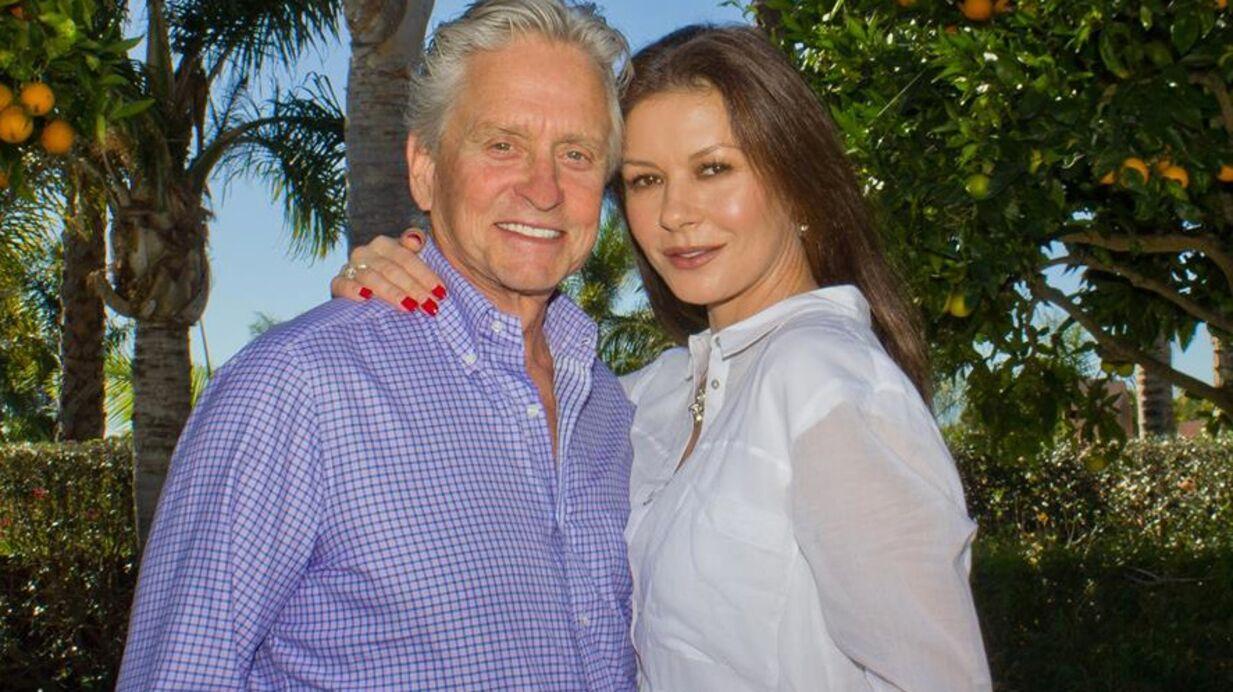 PHOTOS Tous deux du 25 septembre, Catherine Zeta-Jones et Michael Douglas se souhaitent leurs anniversaires