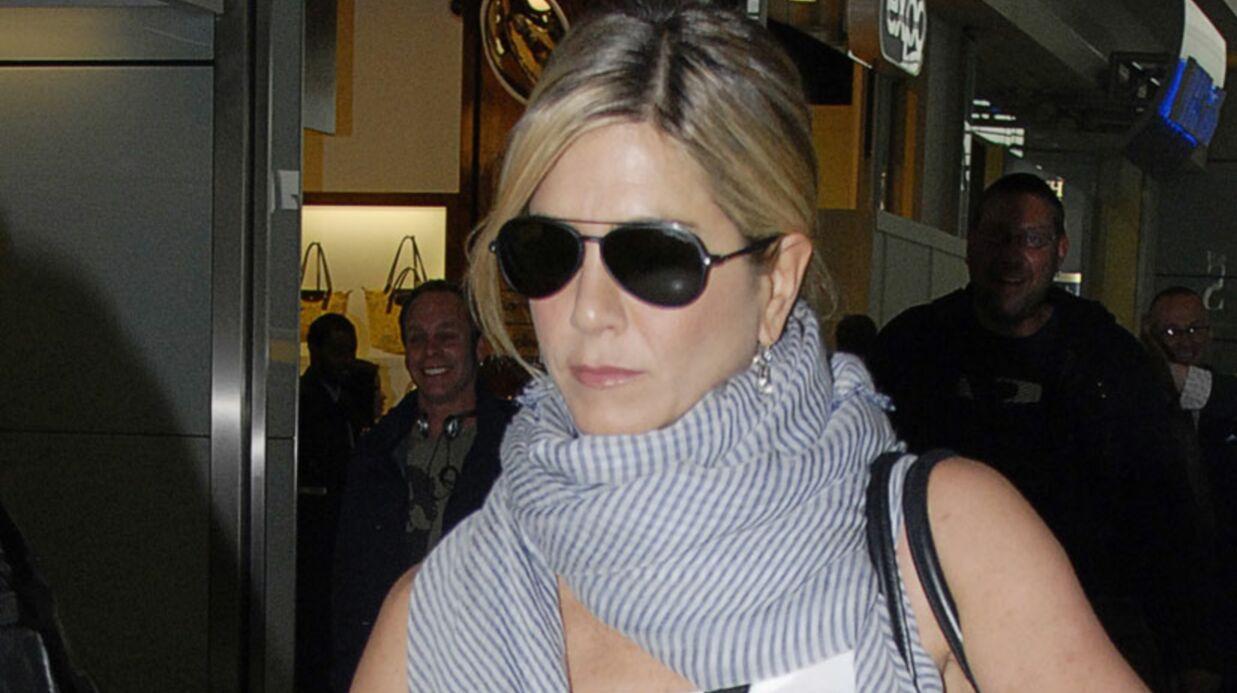Jennifer Aniston loue une villa à Hollywood