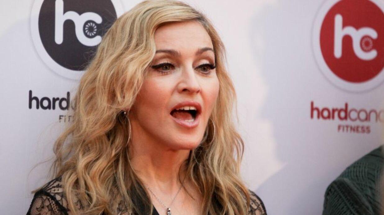 Madonna s'excuse après l'annulation de sa tournée en Australie