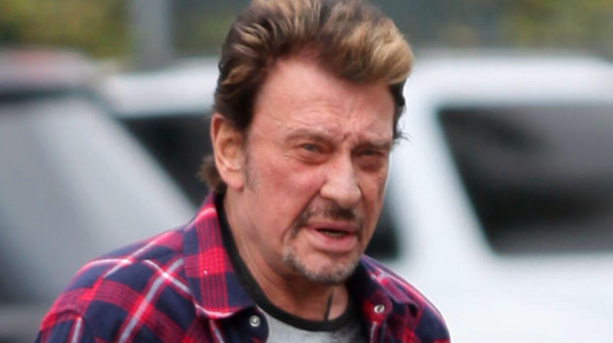 Johnny Hallyday hospitalisé à Pointe-à-Pitre