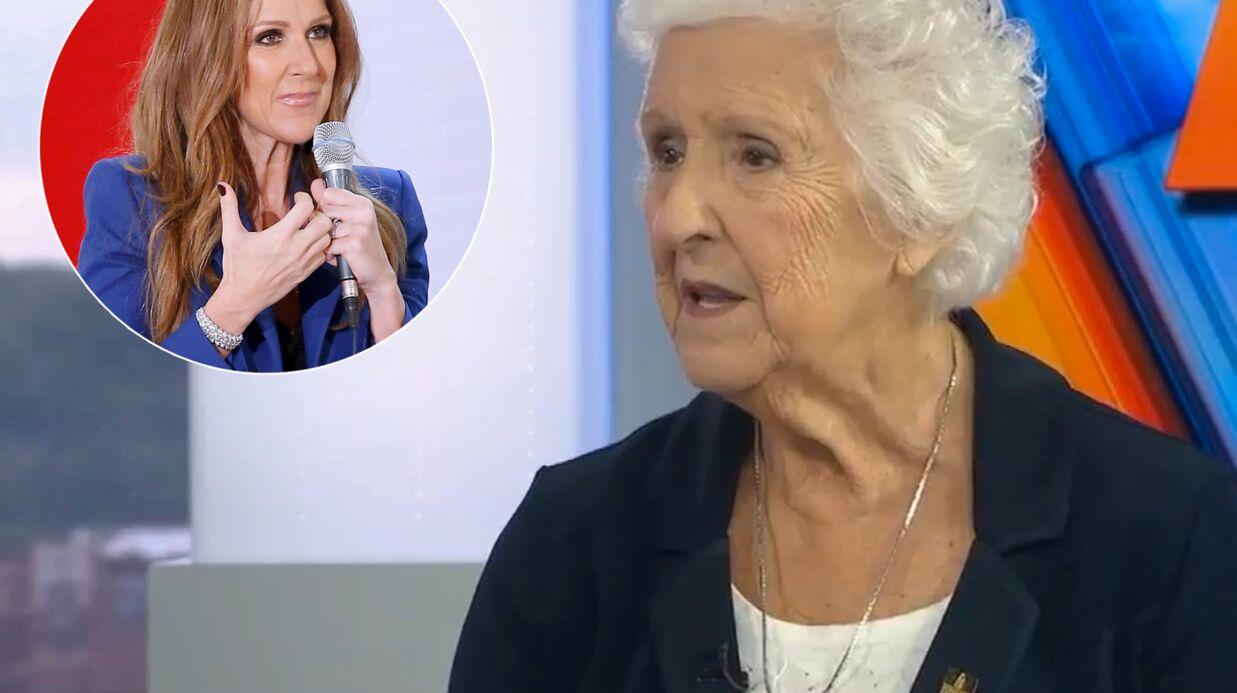 Céline Dion: sa mère la soutient dans son choix d'interrompre sa carrière