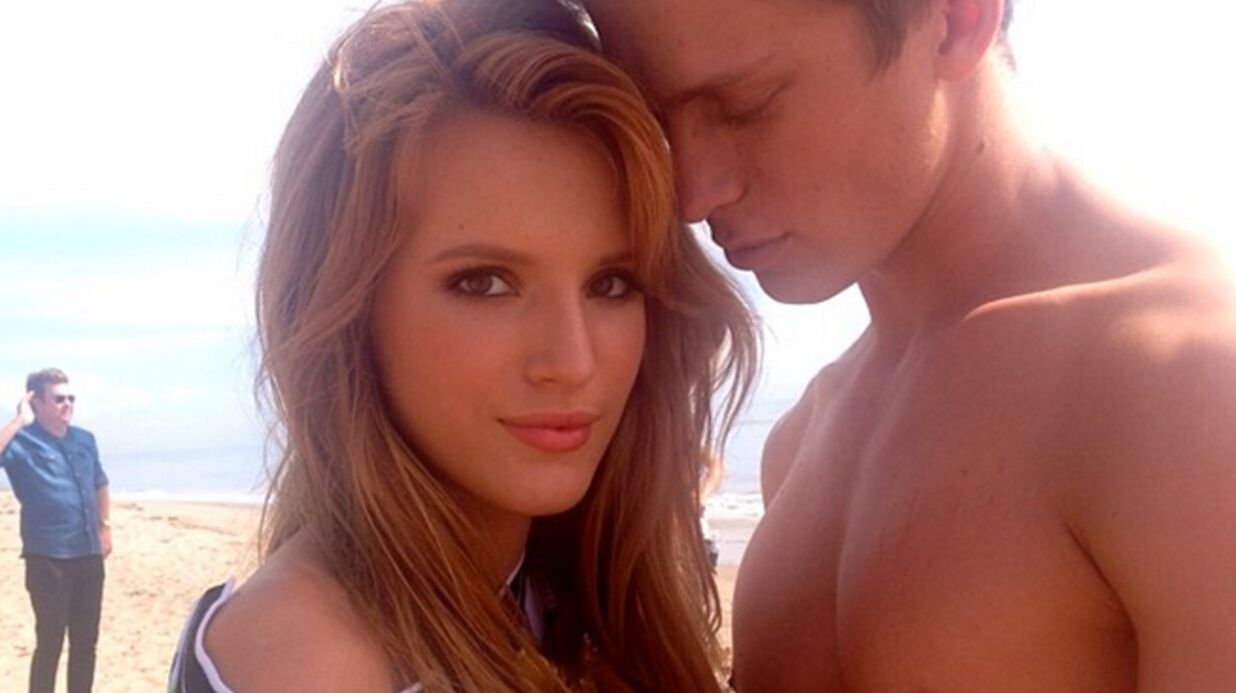 Bella Thorne (Shake it up) se sépare de son petit ami Tris­tan Klier
