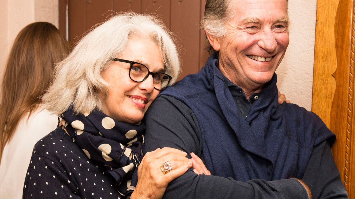 La touchante d cla ra tion d amour de william leymer gie mary son pouse depuis 40 ans voici - Damien thevenot et son compagnon ...
