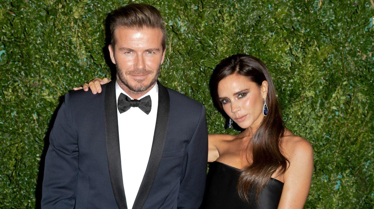 David Beckham: sa nouvelle déclaration d'amour à sa femme Victoria