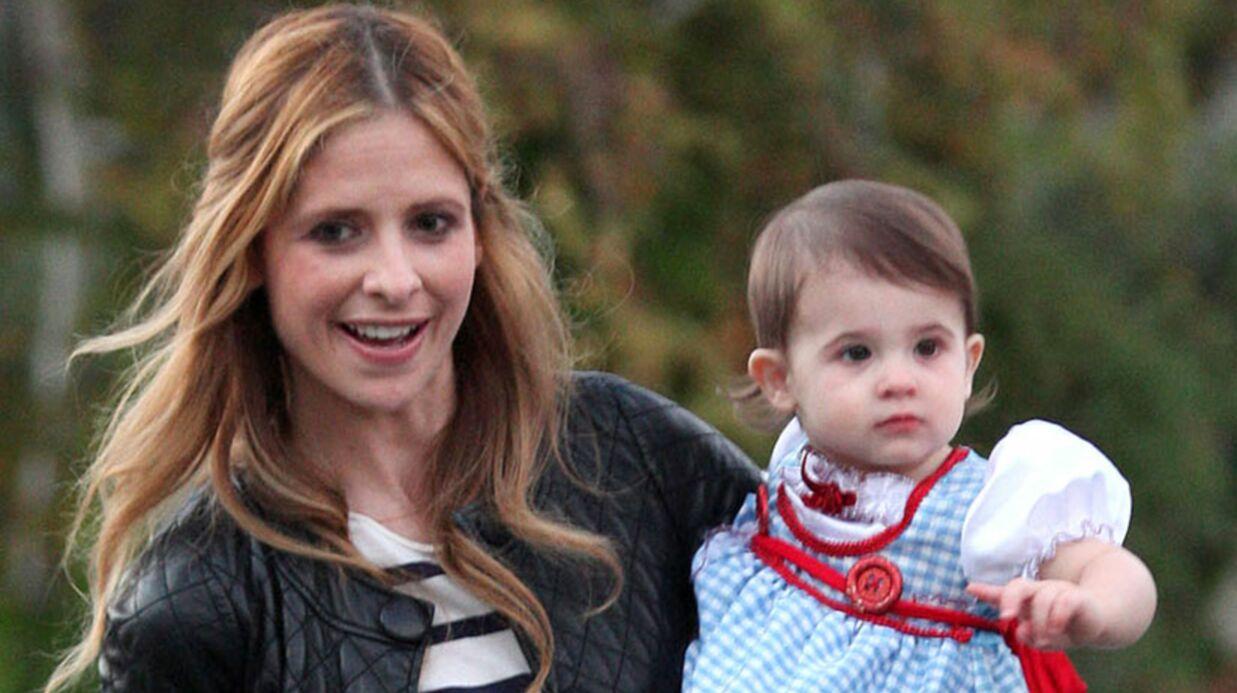 Sarah Michelle Gellar (Buffy) enceinte de son deuxième enfant