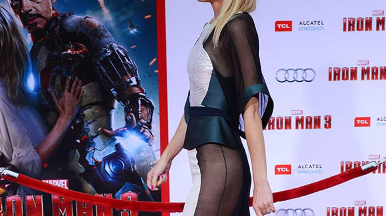 Gwyneth Paltrow sans culotte et en robe transparente: les explications (enfin!)