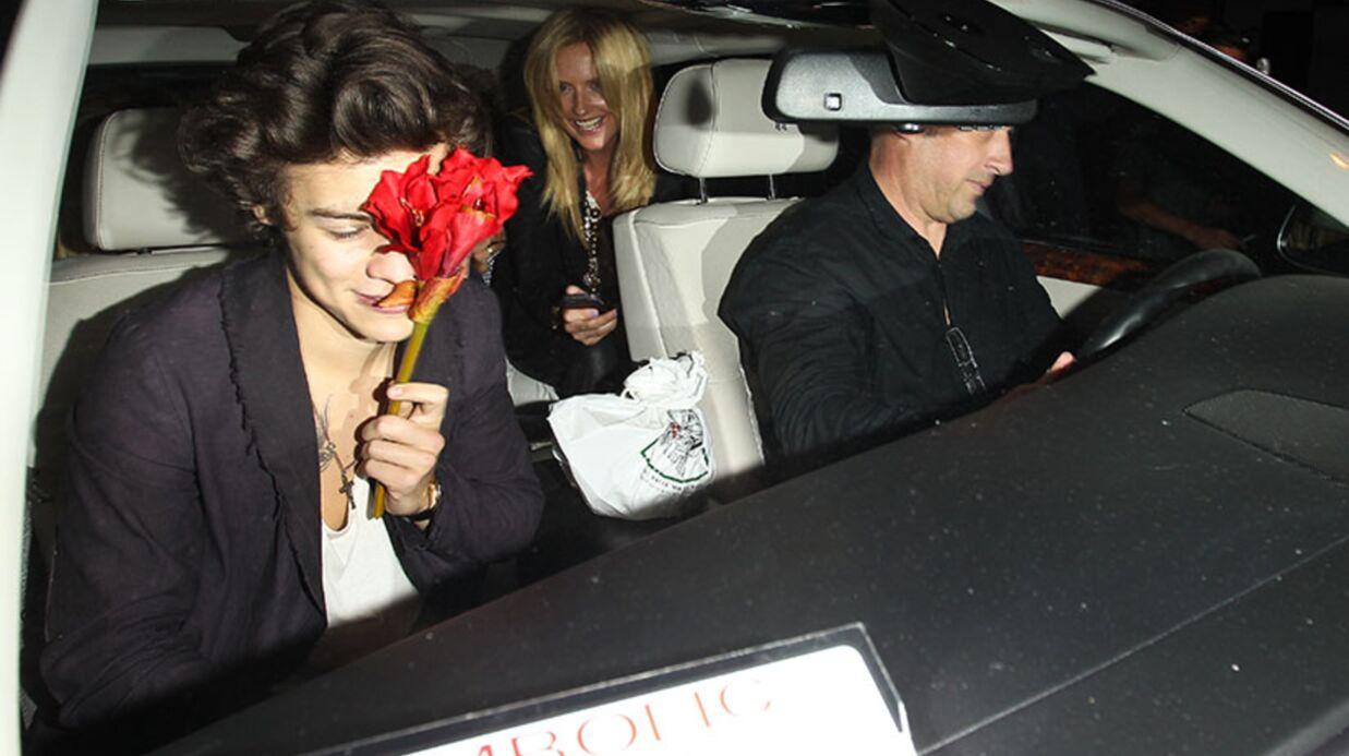 Harry Styles sort avec la fille de Rod Stewart