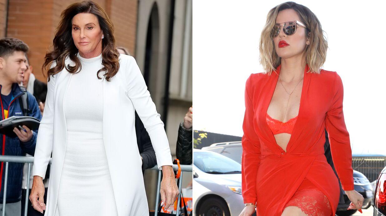 Caitlyn Jenner révèle que Khloé Kardashian ne lui parle plus depuis deux ans