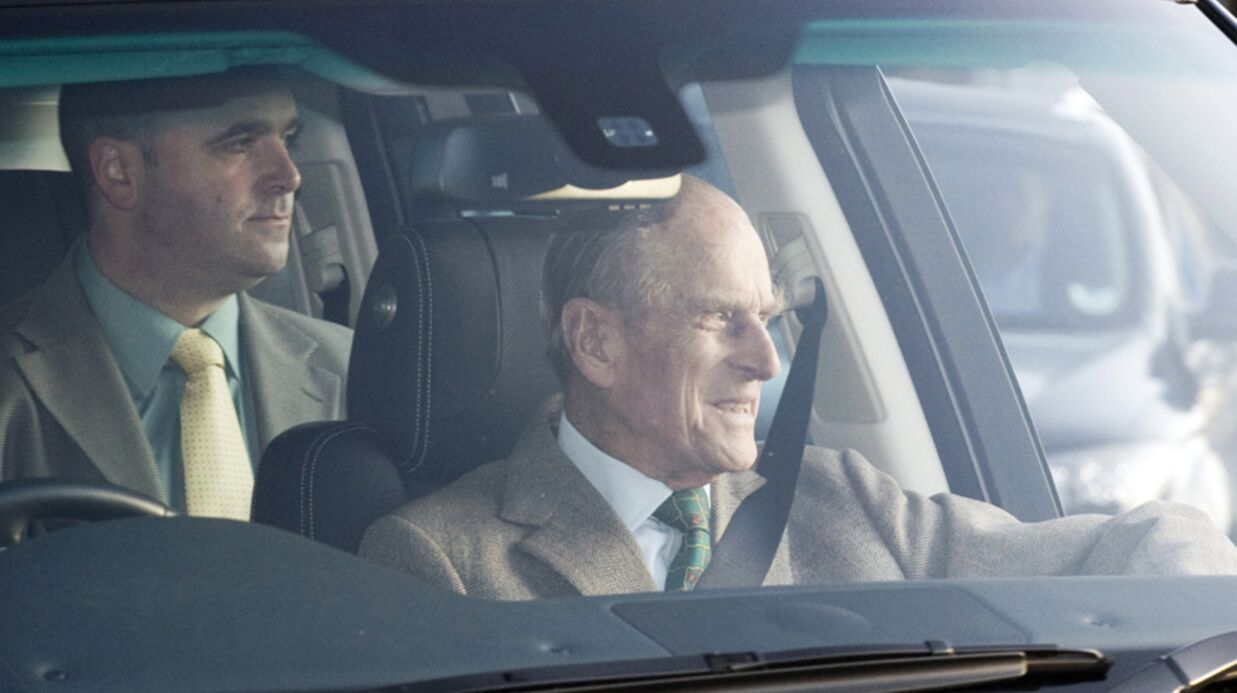 Le mari d'Elizabeth II a quitté l'hôpital