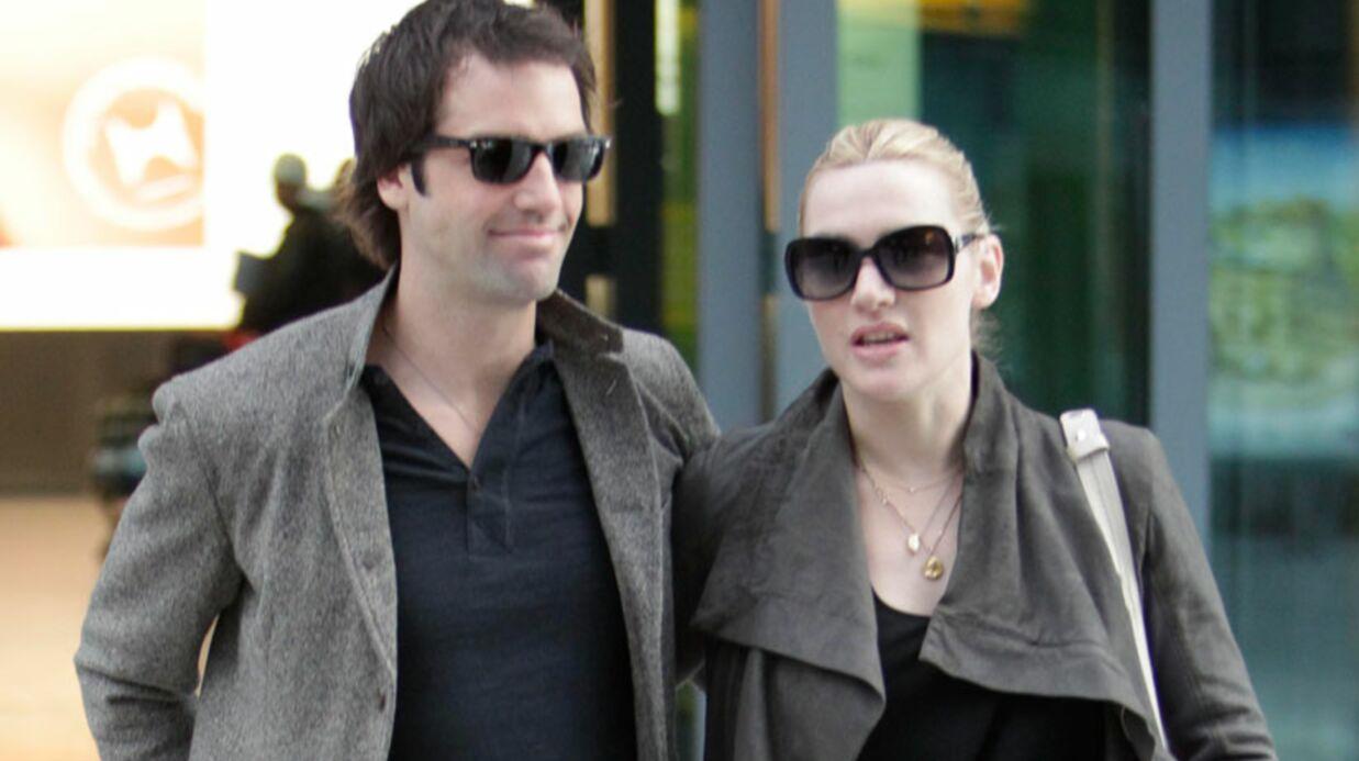 Kate Winslet s'est mariée en secret avec Ned Rocknroll