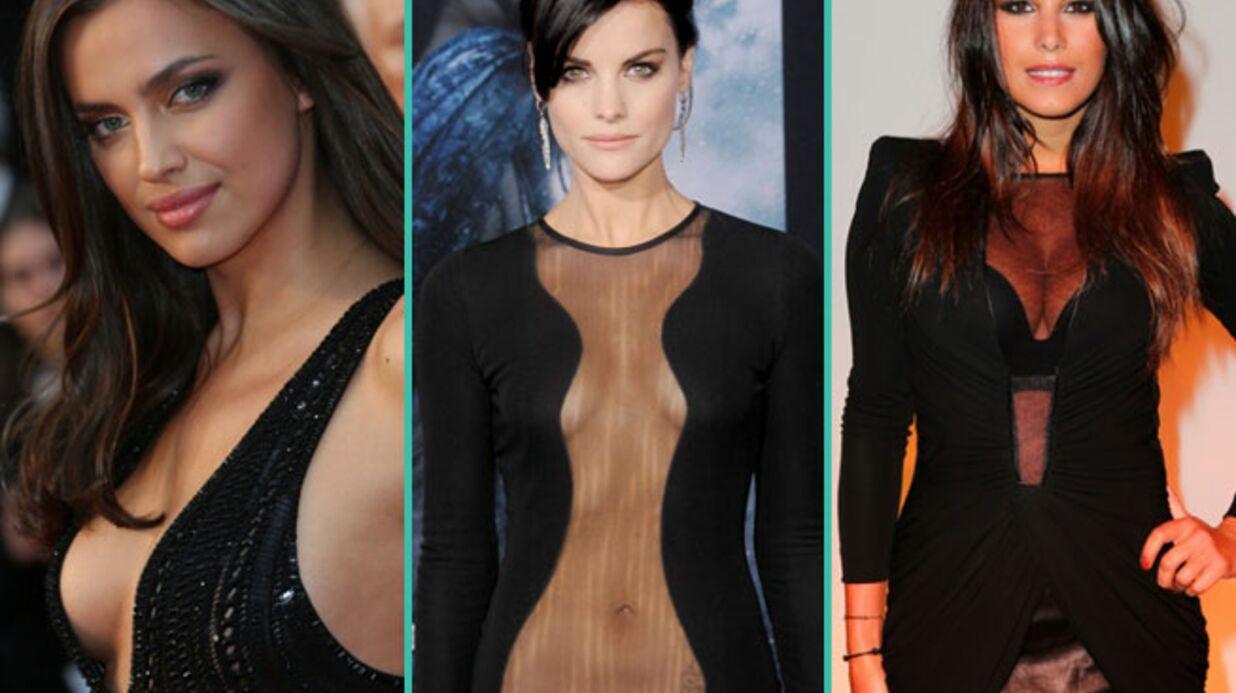 DIAPO Les robes de stars les plus sexy de 2013