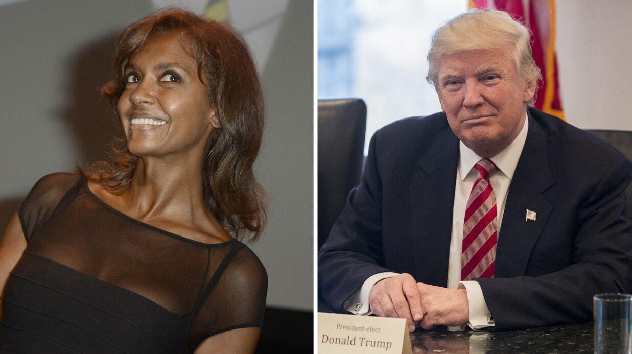 Karine Le Marchand veut inviter Donald Trump dans Une ambition intime