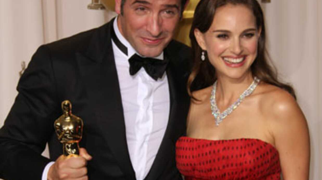 Oscar du meilleur acteur: Jean Dujardin pour The Artist