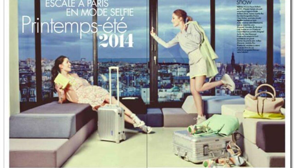 C'est dans Voici: scandale à Monaco, les photos qui choquent la famille princière