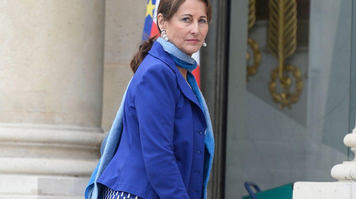 Marion Cotillard en béquilles: le coup de main de Ségolène Royal