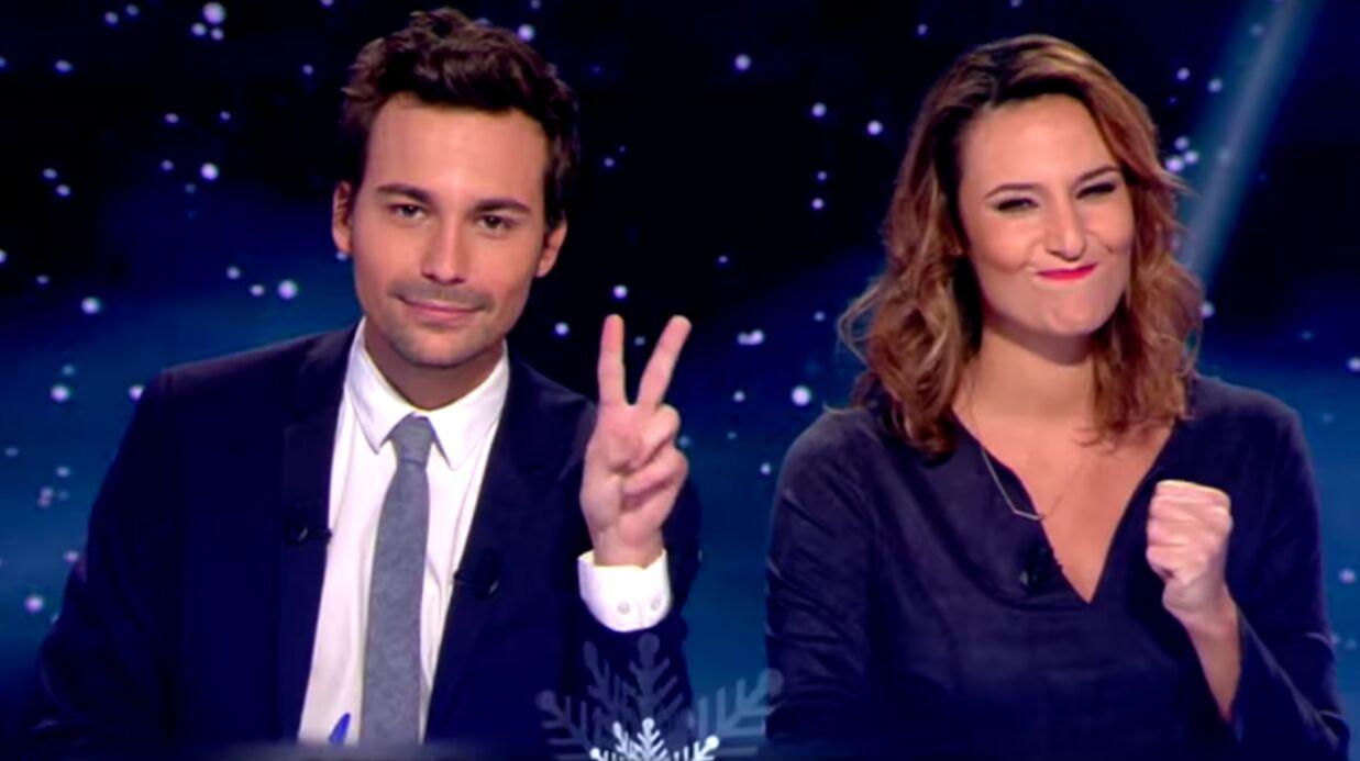 OFNI: Adèle Galloy, une des chroniqueuses de Bertrand Chameroy, quitte l'émission