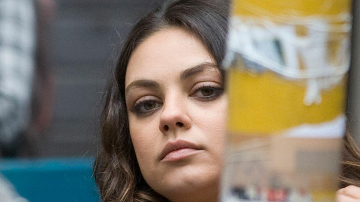 Mila Kunis: un rôle dans «Cinquante nuances de Grey»?