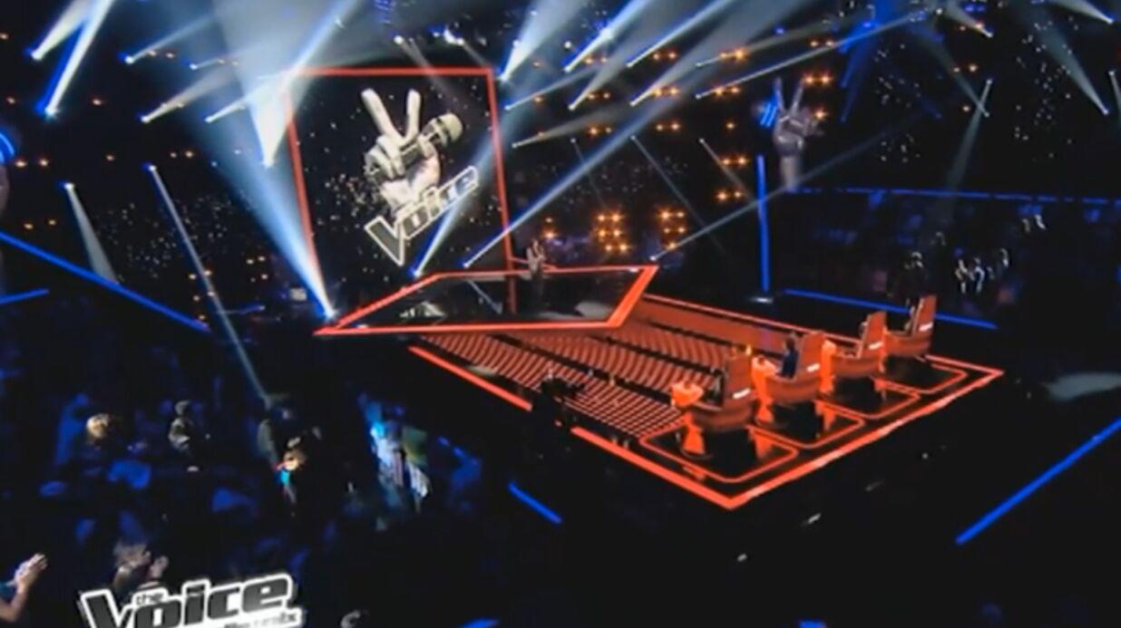 The Voice: recalée par les coachs, Douchka blâme la production