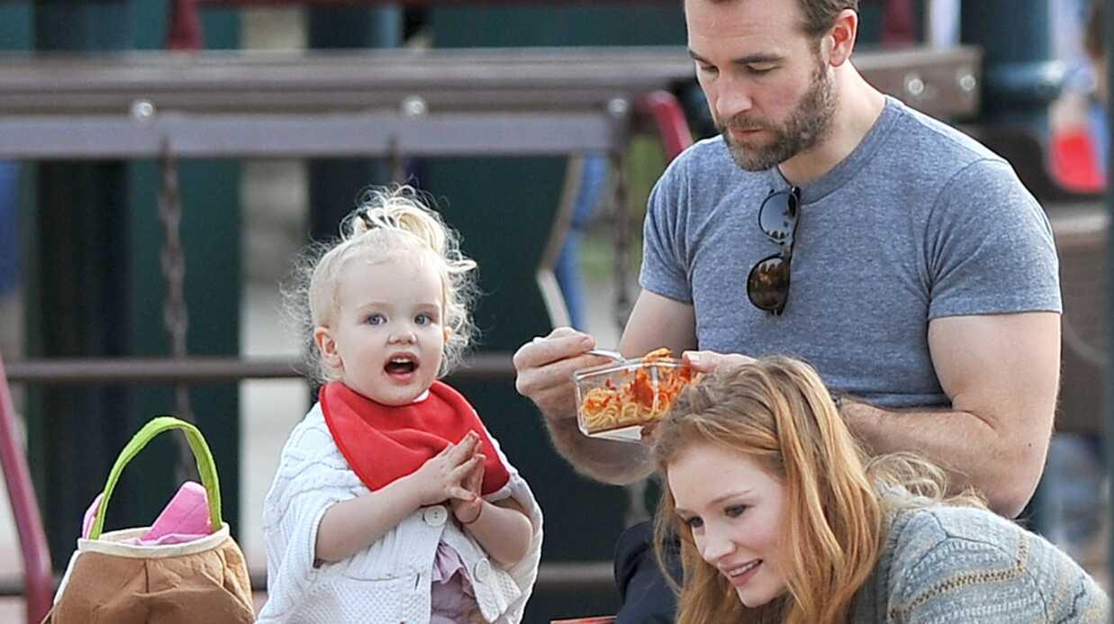 James Van Der Beek (Dawson) papa pour la troisième fois