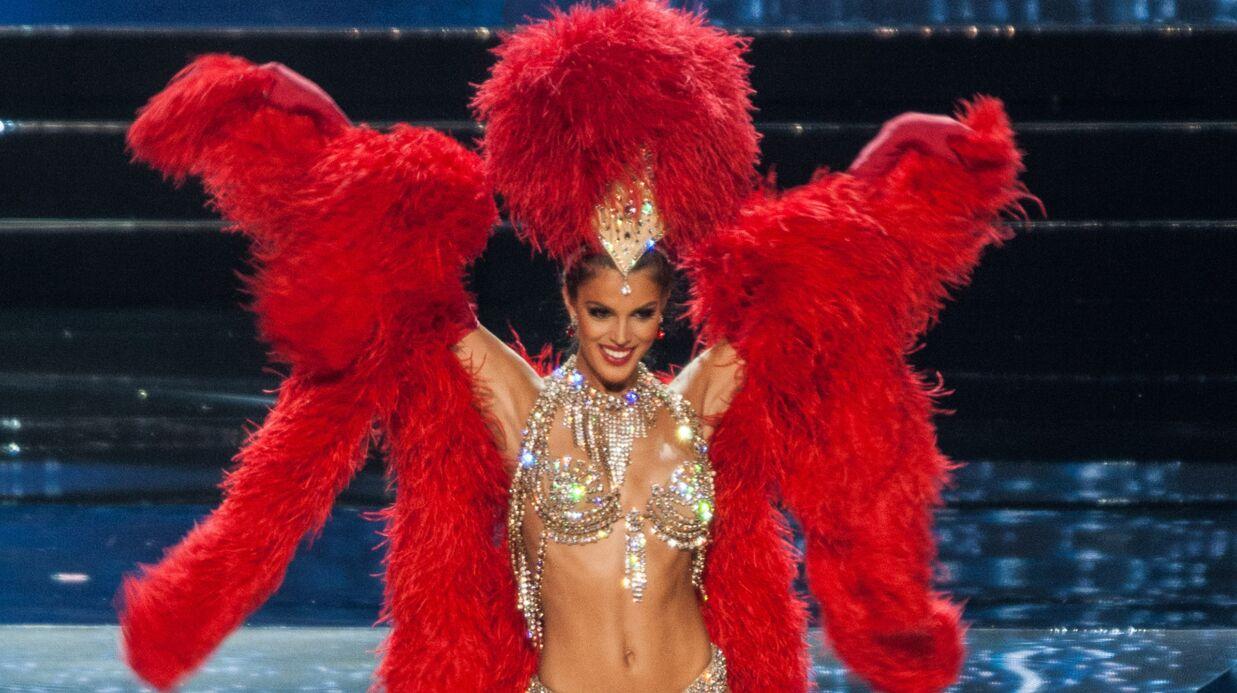 L'ambiance tendue entre candidates, la mécanique du concours… Iris Mittenaere se confie sur Miss Univers
