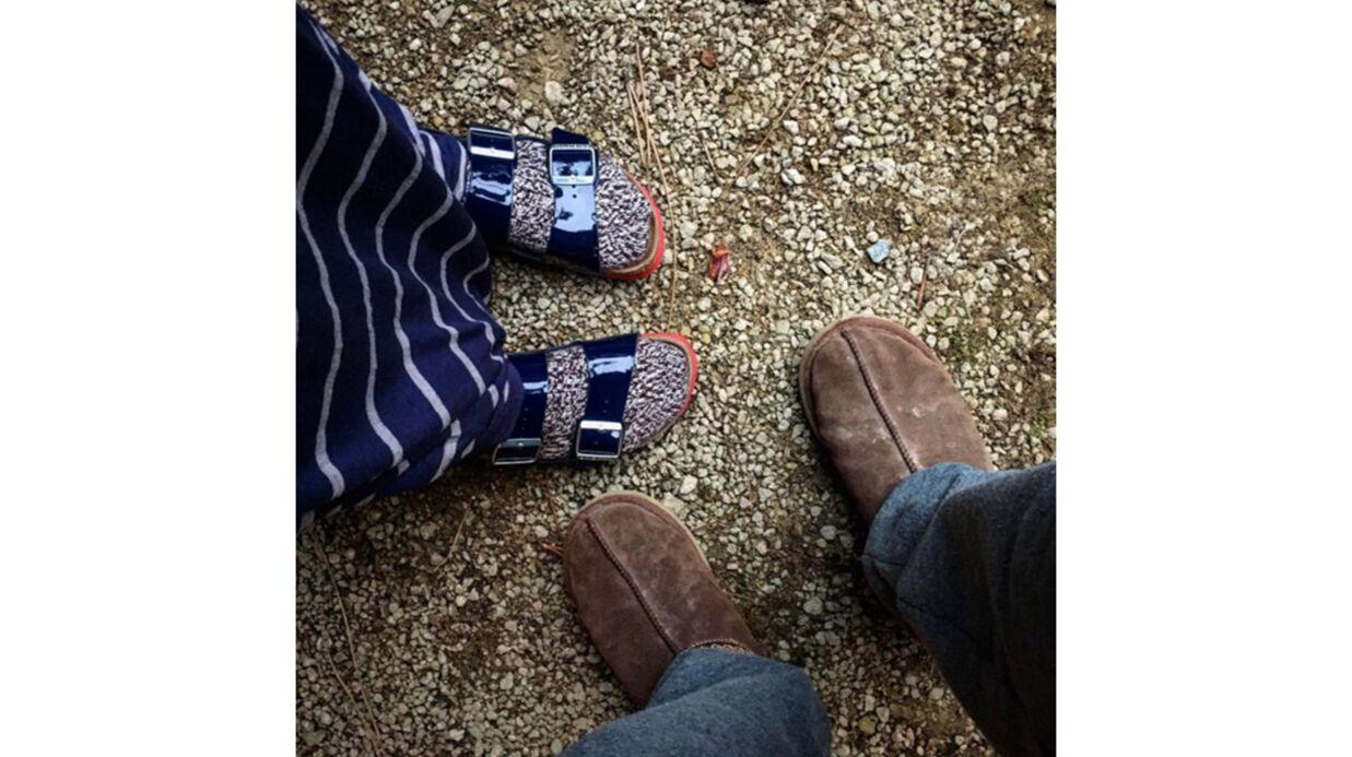 PHOTO Marion Cotillard ose le PIRE crime fashion et le montre sur Instagram