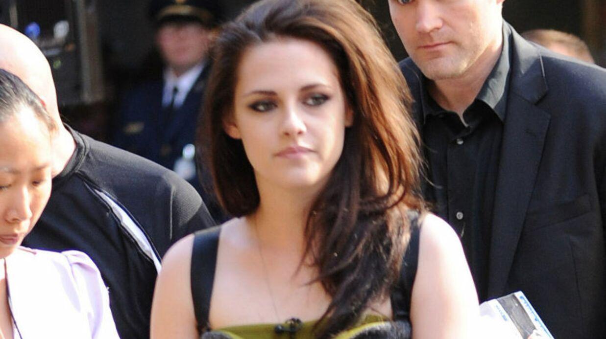 Kristen Stewart aurait trompé Robert Pattinson pendant des mois