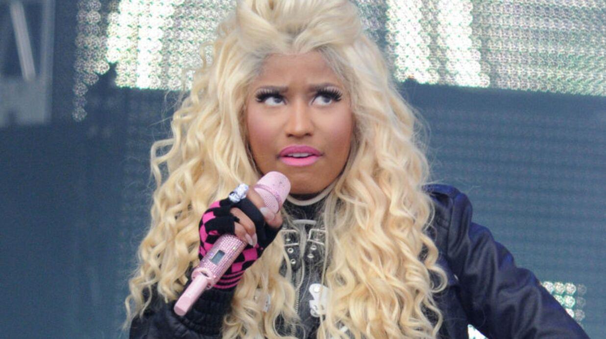 VIDEO Nicki Minaj: un fan se fait violemment dégager de la scène