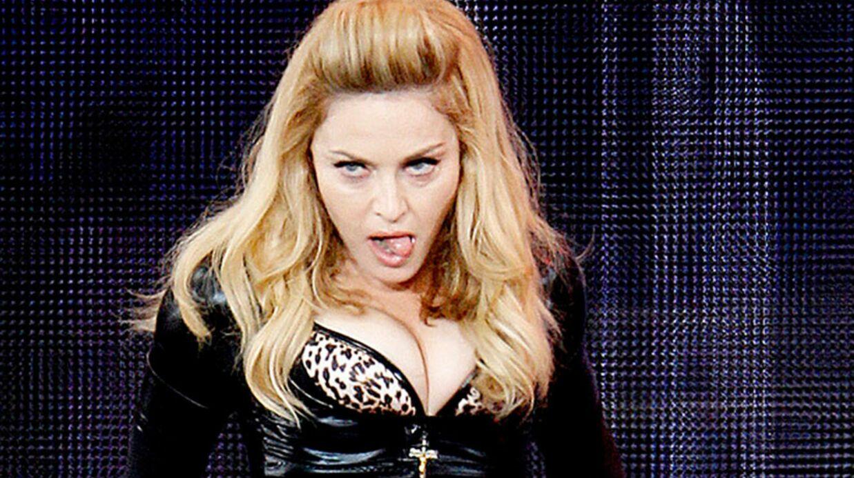 À l'Olympia, Madonna fâche ses fans (et toujours Marine Le Pen)