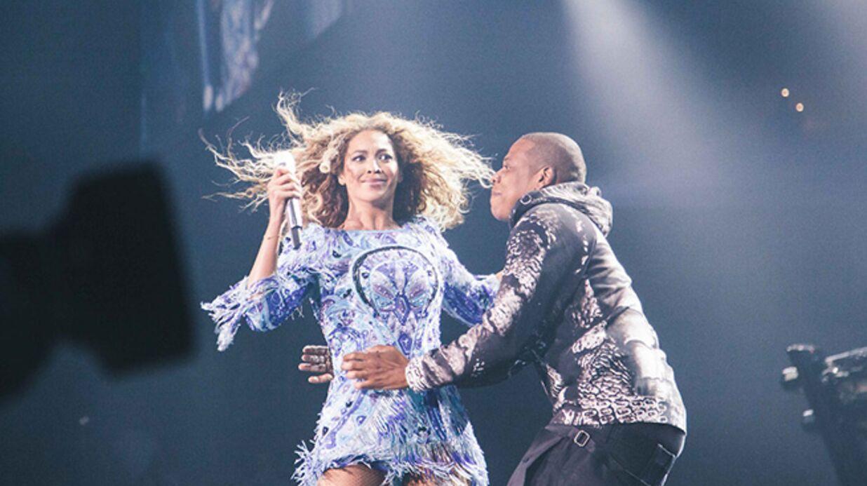 PHOTOS Jay-Z débarque à l'improviste sur un concert de Beyoncé