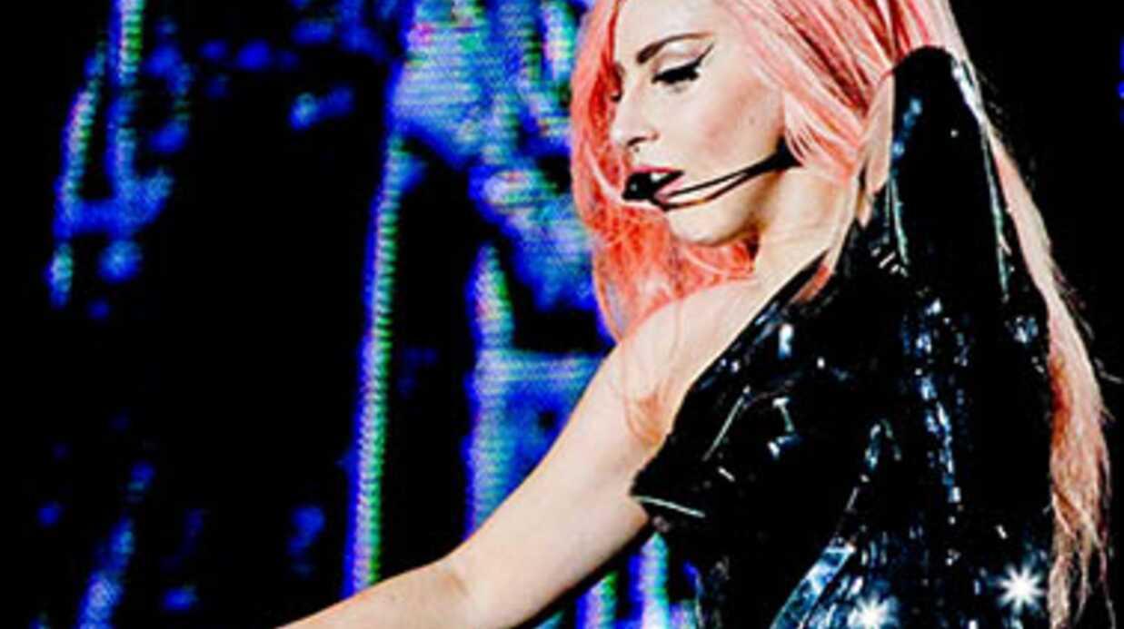 Nouvelle photo de Lady Gaga nue pour Artpop