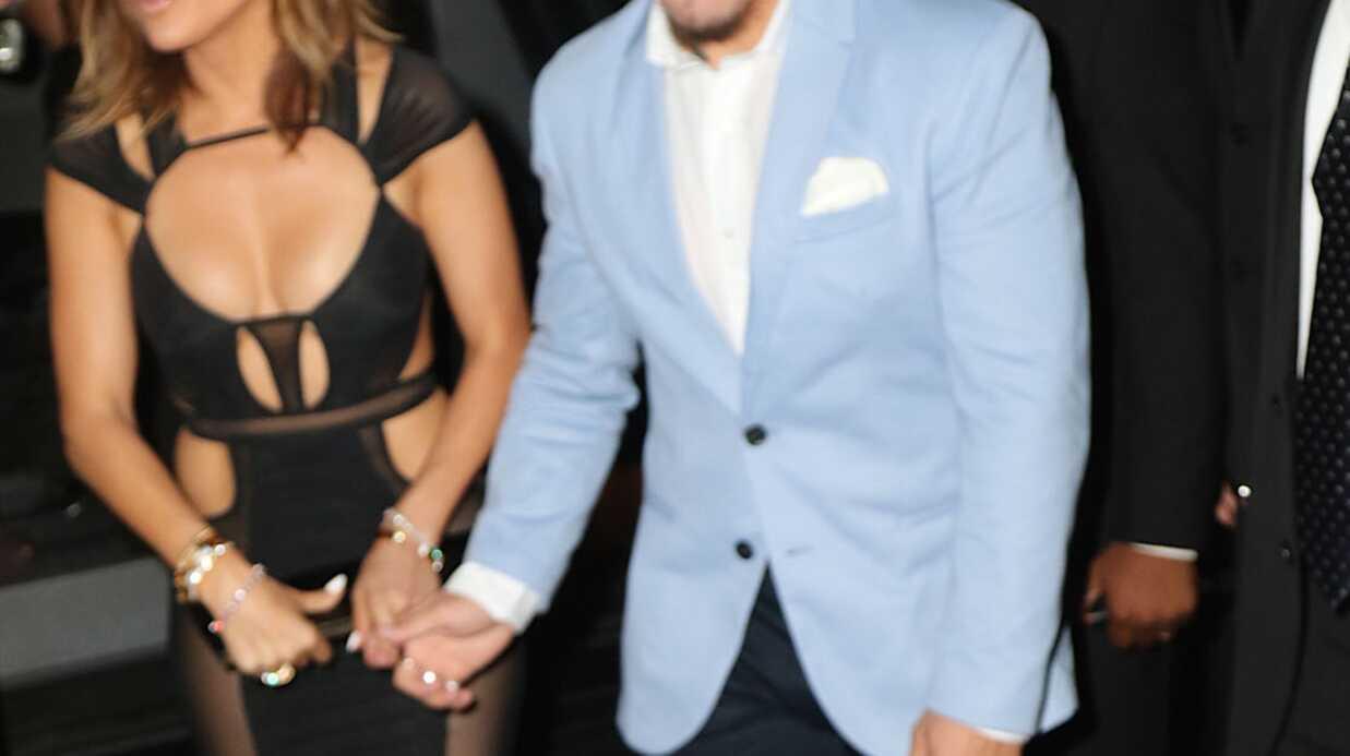 Jennifer Lopez fête ses 46 ans avec une robe très très sexy