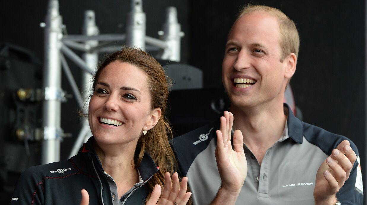 Kate et William: pour leurs vacances d'été, ils ont choisi la France