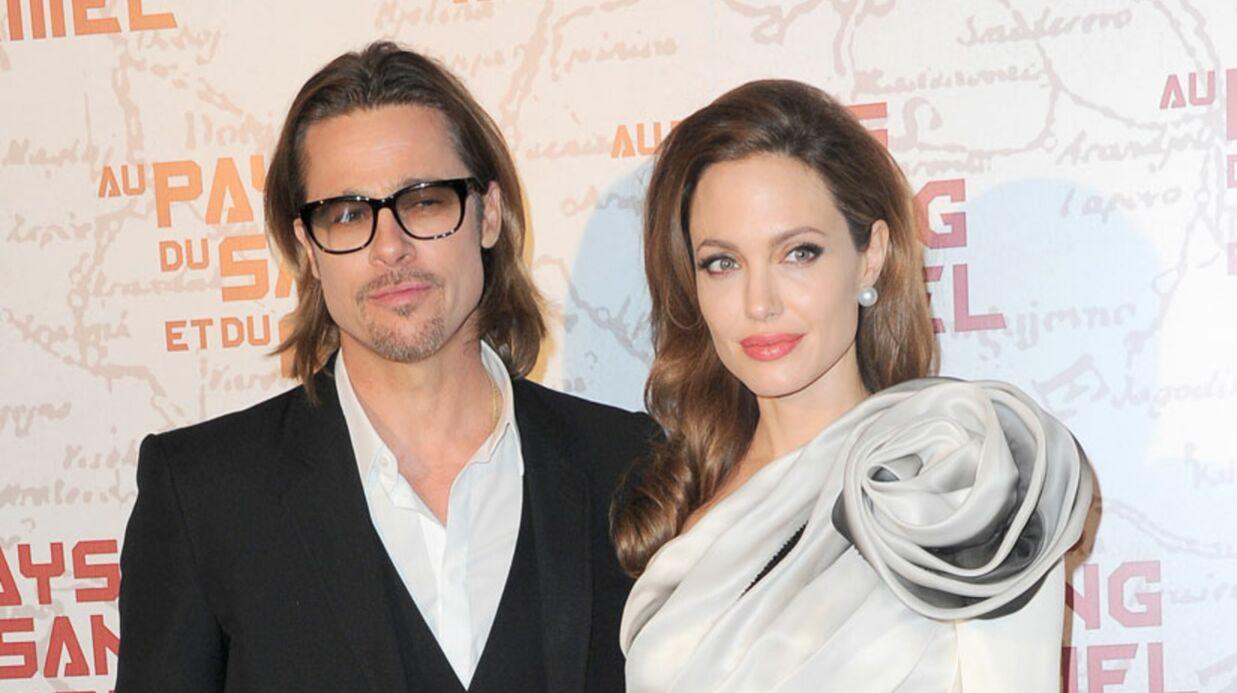 Angelina Jolie et Brad Pitt voudraient se marier à la Nouvelle-Orléans