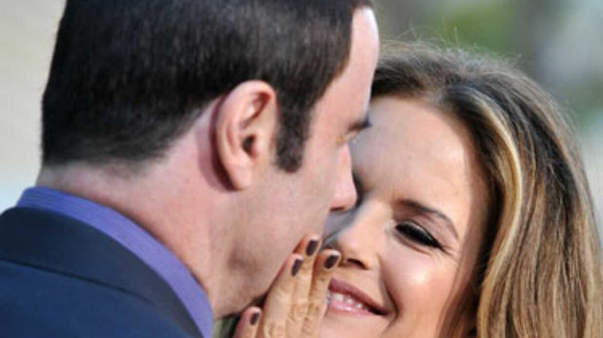 PHOTOS John Travolta et sa femme coupent court aux rumeurs