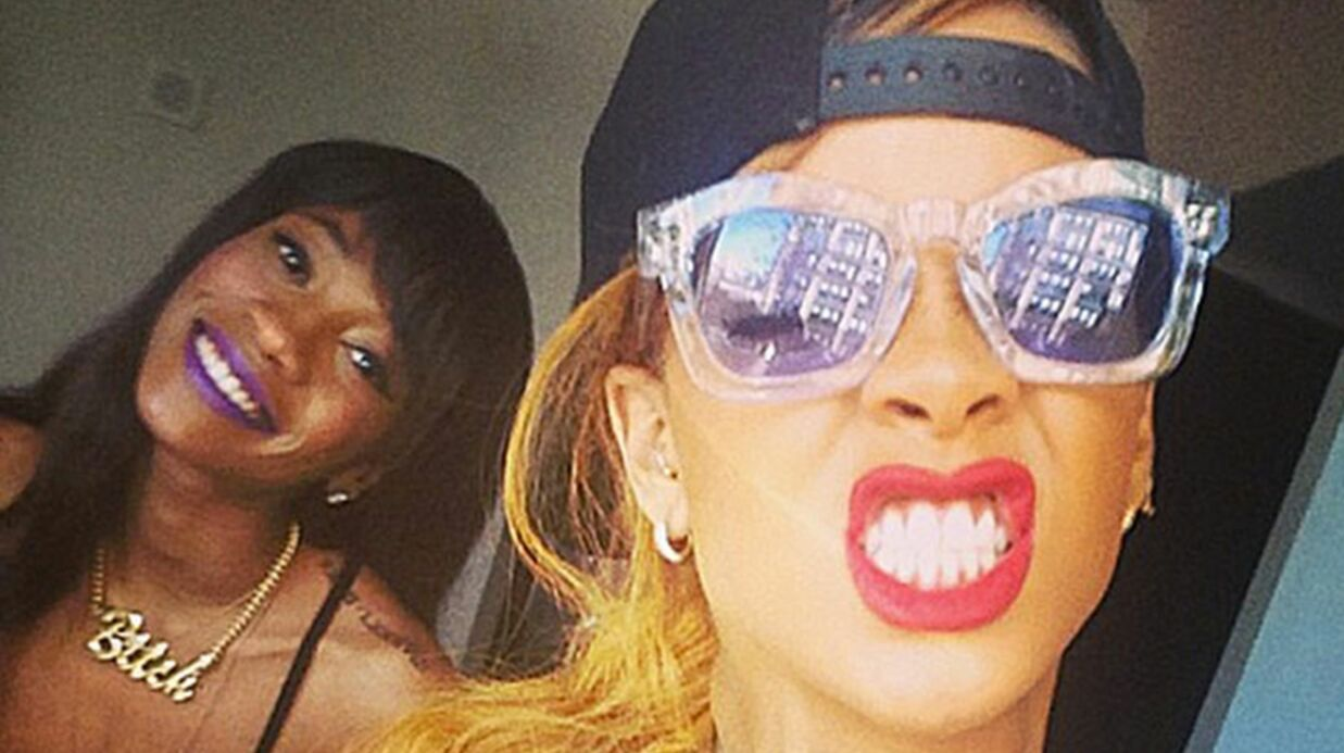 Rihanna réagit avec humour aux insultes d'une actrice sur Twitter