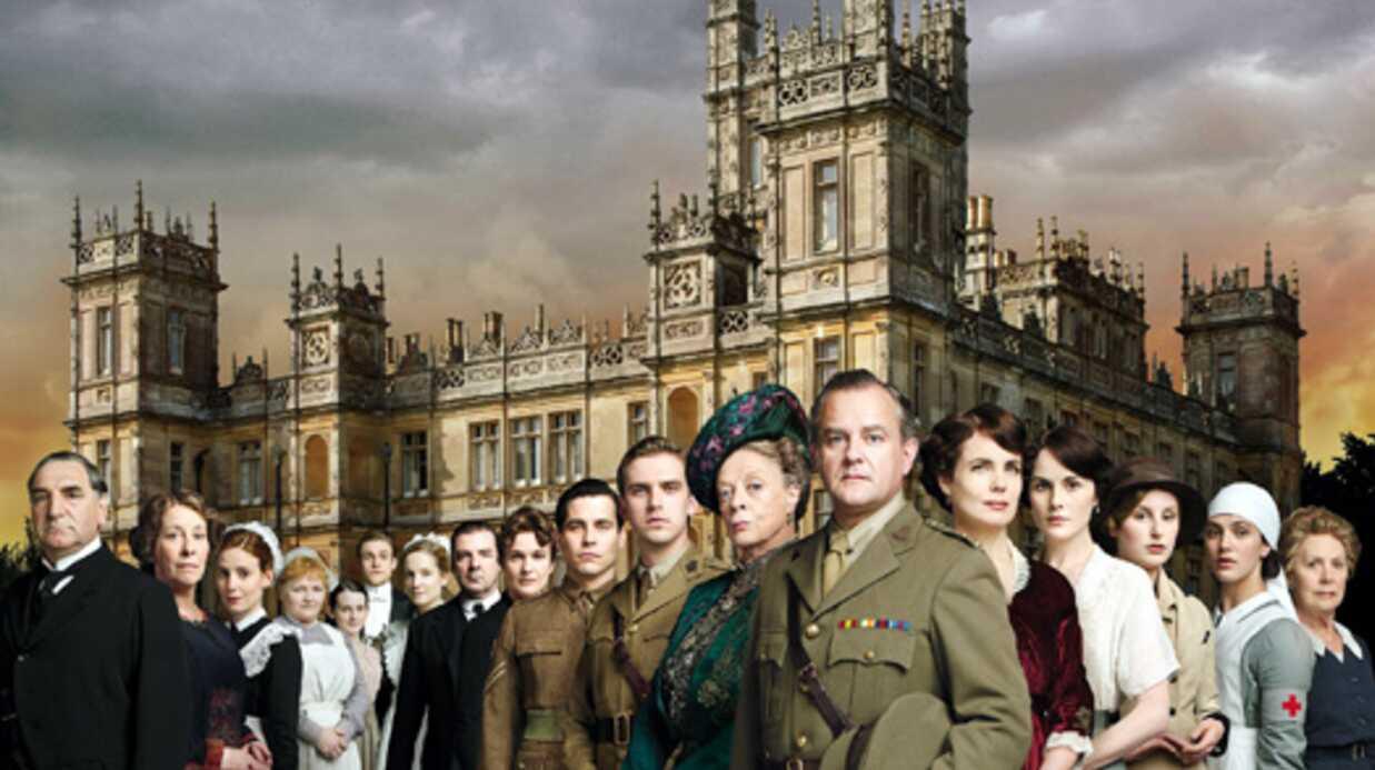 George Clooney envisagerait de se marier dans le château de Downton Abbey