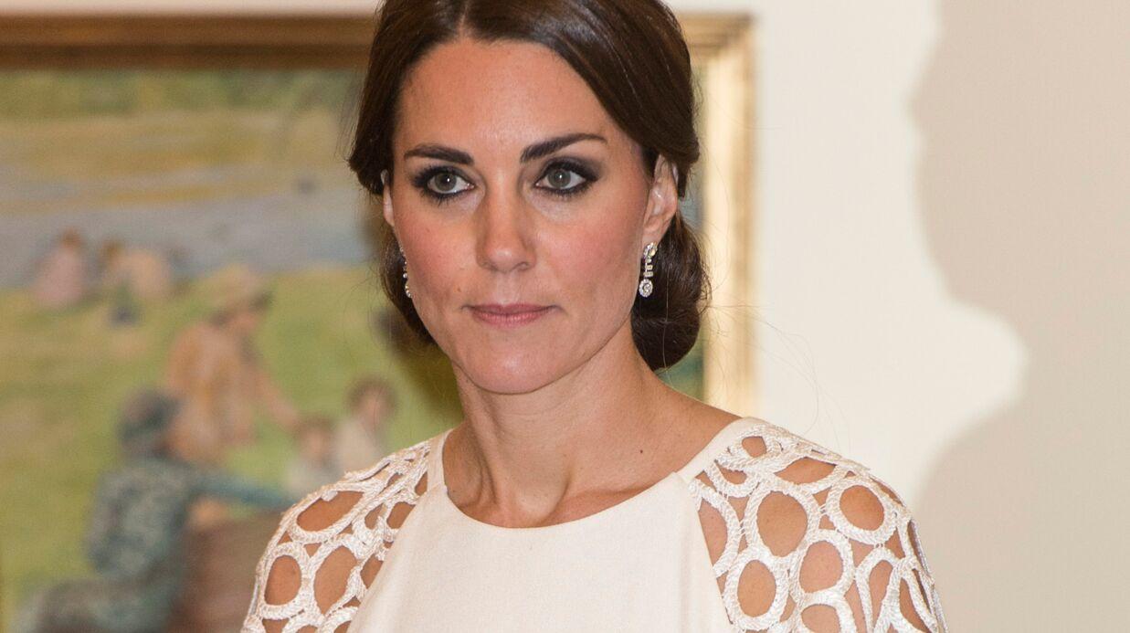 Un tabloïd allemand ose diffuser une photo de Kate Middleton les fesses à l'air