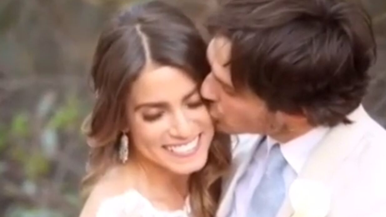 VIDEO Ian Somerhalder (Vampire Diaries) et Nikki Reed (Twilight): la vidéo de leur mariage