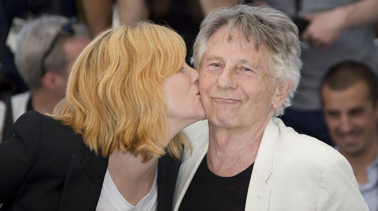 PHOTOS Cannes 2017: Emmanuelle Seigner et Eva Green ont échangé un baiser devant les photographes