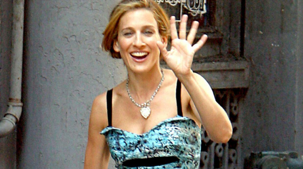 PHOTOS Découvrez la nouvelle Carrie Bradshaw, jeune