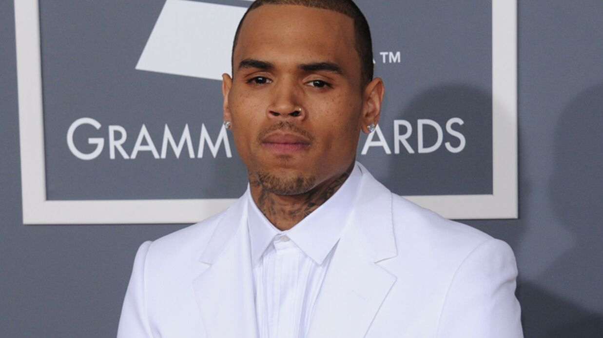 Chris Brown remer­cie Rihanna pour son pardon
