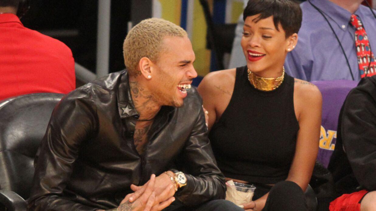 Chris Brown remercie Rihanna pour son pardon